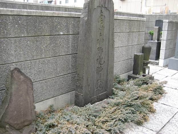 豊国山 回向院・小塚原刑場跡(荒川区南千住)墓地