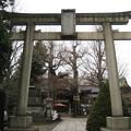 Photos: 素盞雄神社(南千住6丁目)東鳥居