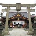 Photos: 素盞雄神社(南千住6丁目)南鳥居