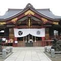 素盞雄神社(南千住6丁目)拝殿