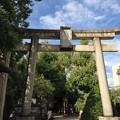 Photos: 13.10.09.素盞雄神社(南千住6丁目)東鳥居