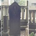 Photos: 13.10.09.素盞雄神社(南千住6丁目)庚申塔群