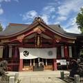 Photos: 13.10.09.素盞雄神社(南千住6丁目)拝殿