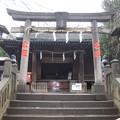 諏訪神社(荒川区西日暮里3丁目)拝殿