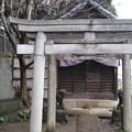諏訪神社(荒川区西日暮里3丁目)末廣稲荷・錢降稲荷