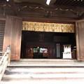Photos: 12.03.02.諏訪神社(西日暮里)拝殿