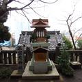 諏訪神社(西日暮里)三宝荒神社