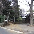 Photos: 12.03.02.諏訪神社 ・浄光寺(西日暮里)