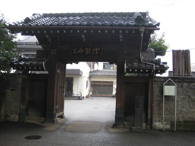 11.03.22.浄光寺(西日暮里)