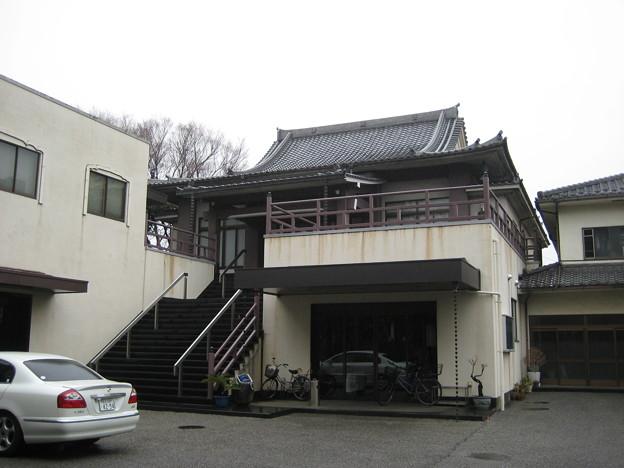 浄光寺(西日暮里)本堂