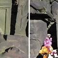 Photos: 12.03.13.浄光寺(西日暮里)庚申塔群