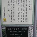 Photos: 11.03.22.富士見坂(荒川区西日暮里)