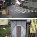 Photos: 御殿坂・下御陰殿橋(荒川区)