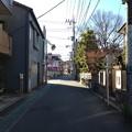 Photos: 尾久八幡神社境外(荒川区西尾久)八幡堀跡