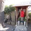 Photos: 地蔵山(旧上尾久村共同墓地。荒川区西尾久)庚申塔