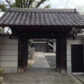 Photos: 浄閑寺(南千住2丁目)山門
