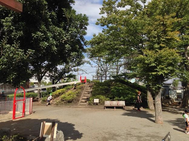 天王公園/米倉丹後守家下屋敷跡(南千住6丁目)
