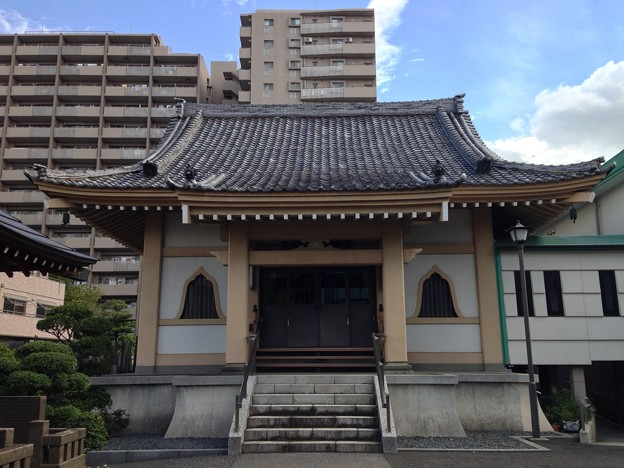 日慶寺(南千住7丁目)本堂