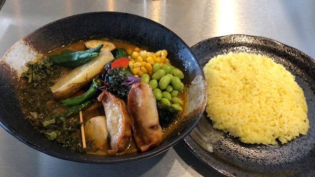 スープカレー専門店 plusone(川越市)