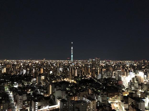 Photos: 20.02.09.荒川区から(東京都)