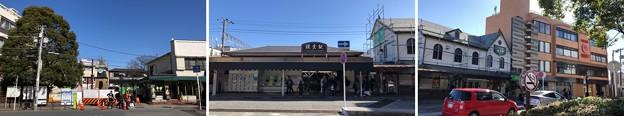 鎌倉駅西口(鎌倉市)