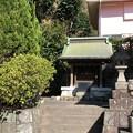 諏訪盛重屋敷跡/諏訪神社(鎌倉市)