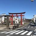 鶴岡八幡宮(鎌倉市)二の鳥居