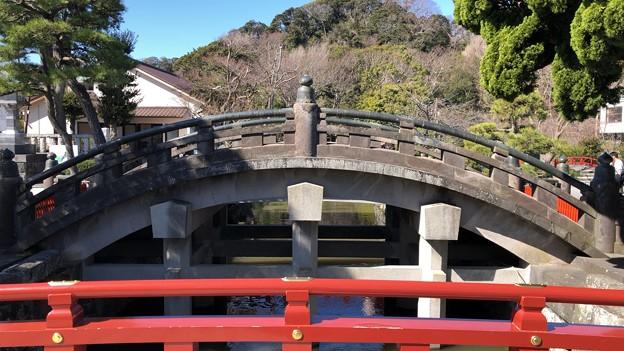 鶴岡八幡宮(鎌倉市)太鼓橋