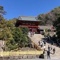 鶴岡八幡宮(鎌倉市)随神門