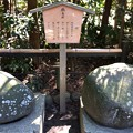 鶴岡八幡宮(鎌倉市)鶴亀石