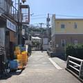 Photos: 深沢小学校前小径(鎌倉市梶原)