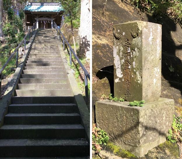 梶原御霊神社(鎌倉市梶原)