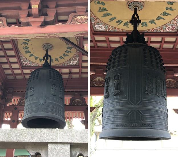 Photos: 品川寺(南品川)梵鐘