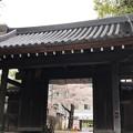 Photos: 20.03.30.品川寺(南品川)山門