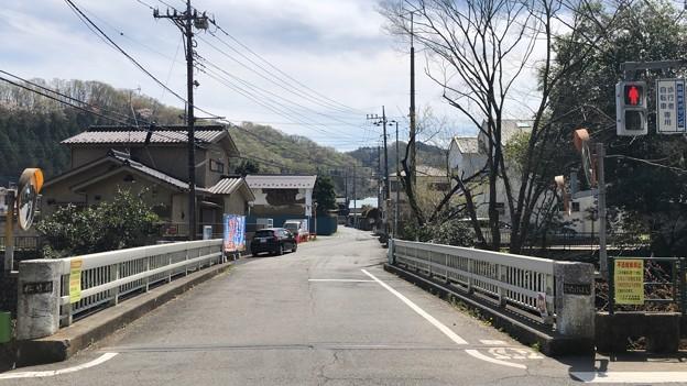 八王子城 搦手道(八王子市)陣馬街道・松竹橋