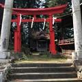 Photos: 八王子城 搦手郭?(八王子市)松嶽稲荷神社