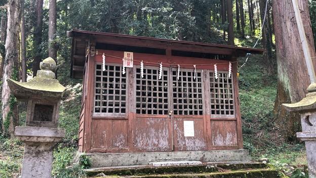 八王子城 搦手郭?(八王子市)松嶽稲荷神社