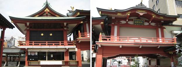 11.03.14.鷲神社(浅草 お酉様)(台東区千束)