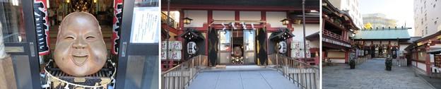 15.12.18.鷲神社(浅草 お酉様)(台東区千束)