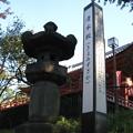 上野恩賜公園(台東区)清水坂