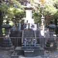 彰義隊墓(台東区。都営上野恩賜公園)