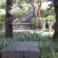 清水坂下(台東区。都営上野恩賜公園)