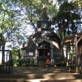 パゴダ薬師堂(台東区。都営上野恩賜公園)