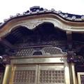 上野東照宮(台東区。都営上野恩賜公園)