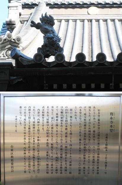10.11.11.寛永寺(台東区)根本中堂