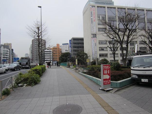 11.03.24.浅草見附跡(台東区浅草橋)