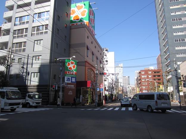 12.03.26.酒井左衛門尉家屋敷跡(台東区浅草橋)