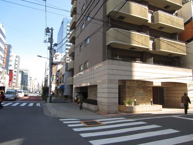 12.03.26.堀石見守家屋敷跡(台東区浅草橋)