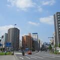 15.05.31.浅草見附跡(台東区浅草橋)先は中央区