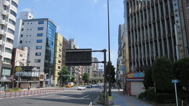 15.05.31.浅草見附跡(台東区浅草橋)